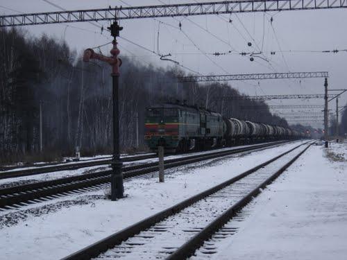 В Бельцах товарный поезд сбил насмерть мужчину