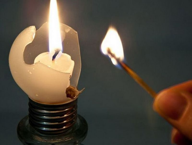 Некоторые жители страны останутся сегодня без электроэнергии