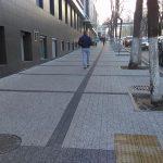 Идеальный тротуар в центре Кишинева восхитил и разгневал горожан (ФОТО)