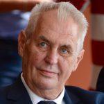 Игорь Додон поздравил своего коллегу Милоша Земана с переизбранием в президенты Чехии