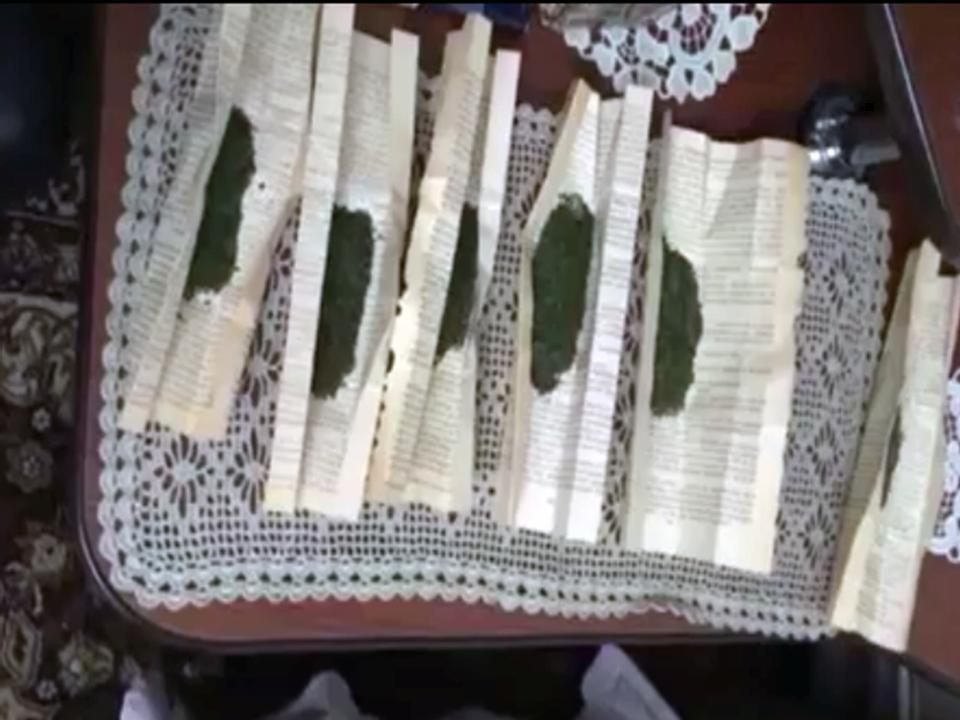 В Кишиневе задержан распространитель наркотиков (ВИДЕО)