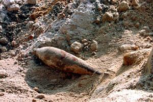 Отголоски войны: в Приднестровье вновь нашли боеприпас времён ВОВ