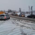 Множество трасс Молдовы и Кишинева заблокированы из-за снегопада (ФОТО, ВИДЕО)