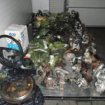 Молдаванин попытался незаконно ввезти в страну б/у автозапчасти