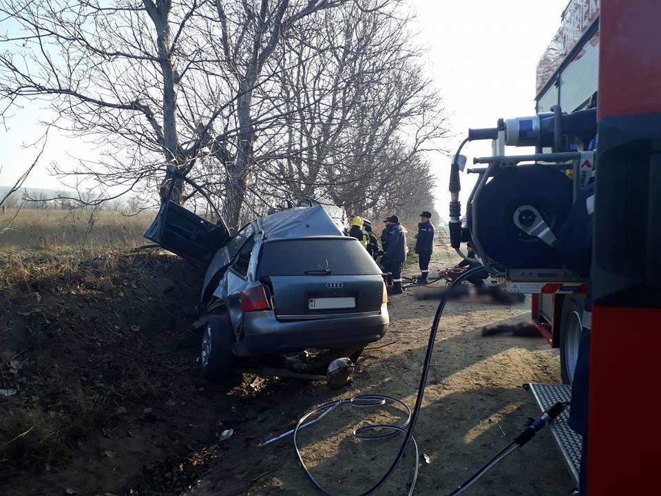 Подробности ДТП в Новоаненском районе: в Audi обнаружено множество опасных нарушений