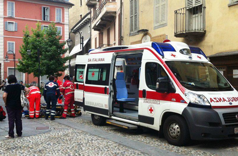 Молдаванин в Италии поджег себя после ссоры с женой