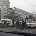 И снова такси: в ДТП на Ботанике серьезно пострадали два человека (ФОТО)