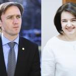 Моника Бабук допустила ошибку, представляя нового госсекретаря правительства