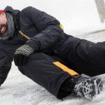 В Кишиневе за сутки 23 человека угодили в больницу, поскользнувшись на льду