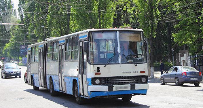 С сегодняшнего дня меняется маршрут движения автобуса №19