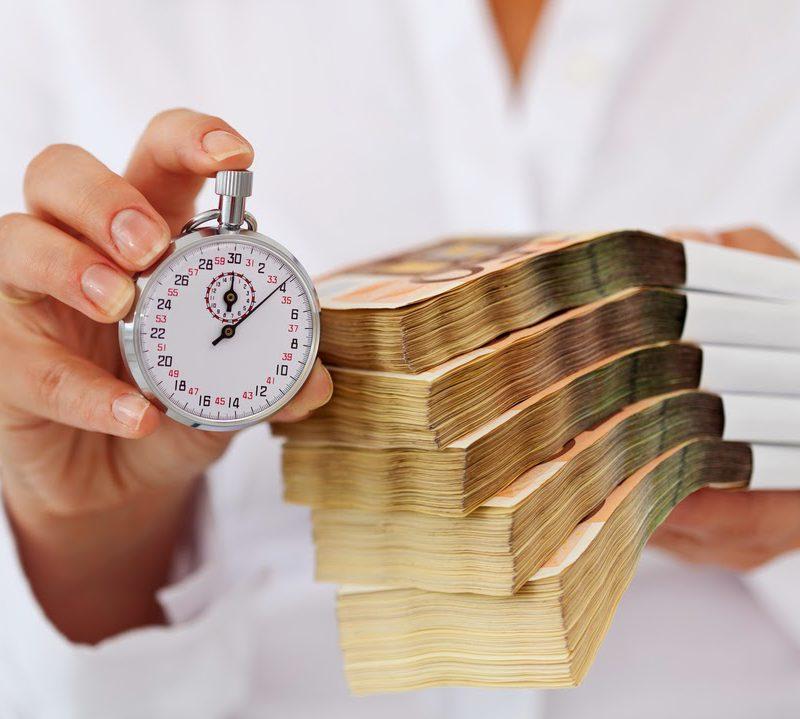 Больше всего молдаване берут в банках кредиты на срок от двух до пяти лет