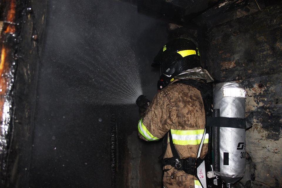 В Кишиневе при пожаре погиб человек
