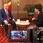 Додон: Если Запад будет продолжать поддерживать режим, число сторонников евразийского вектора вырастет до 80%