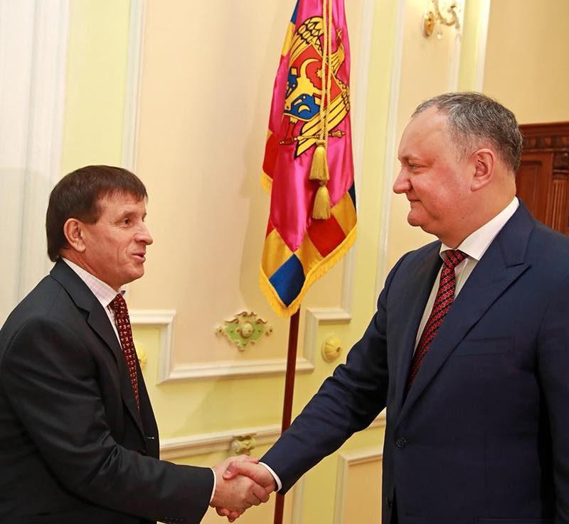 Президент намерен сделать здоровый образ жизни приоритетом для Молдовы