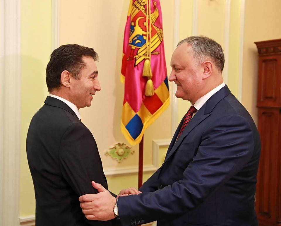 При поддержке Азербайджана в Молдове будет реализован ряд социальных проектов