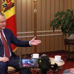Додон: НАТО – это война, а я не хочу, чтобы молдавский народ был пушечным мясом