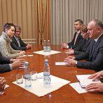 Президент обсудил многостороннее сотрудничество между Молдовой и Ираном