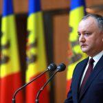 На встрече с послами Додон отметил крайнюю важность сохранения членства Молдовы в СНГ (ВИДЕО, ФОТО)