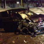 В столице произошло страшное ДТП: один пассажир скончался, четверо госпитализированы (ФОТО)