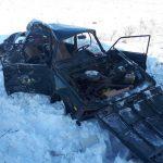 Четверо сотрудников «Почты Молдовы» погибли в страшном ДТП (ФОТО)