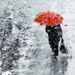 Жёлтый код вступил в силу: на территории страны ожидаются сильные дожди с градом