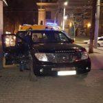 Водитель и пассажир такси серьезно пострадали в ДТП в Кишиневе (ФОТО)