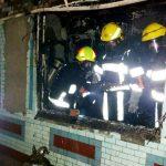 Серьезный пожар в Новых Аненах едва не погубил двоих пожилых хозяев дома (ФОТО)