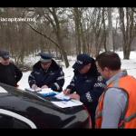 Полицейские выявили многочисленные нарушения при проверке столичных троллейбусов (ВИДЕО)