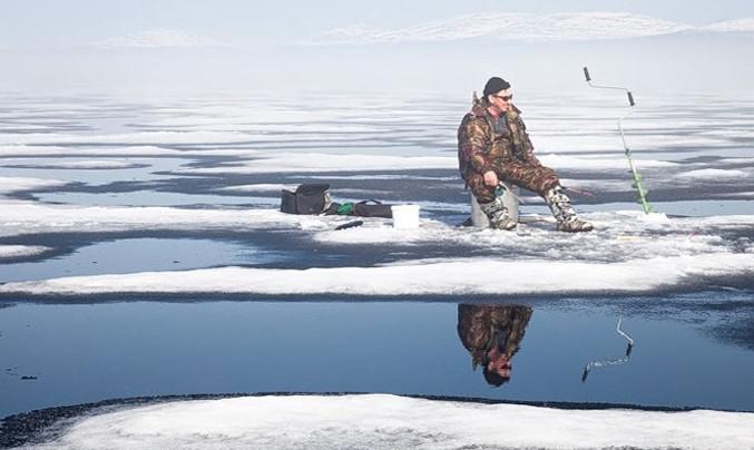 Служба рыбоохраны: Не рискуйте ловить рыбу!
