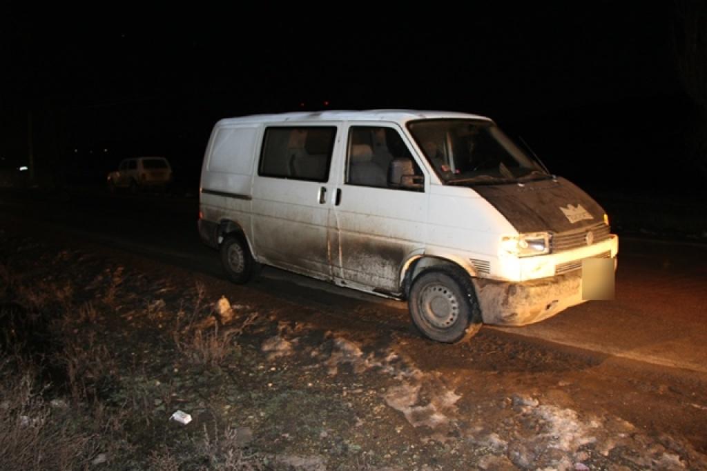 Житель Гагаузии скончался после наезда микроавтобуса
