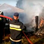83-летняя женщина сгорела заживо в Унгенском районе