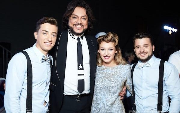 """СМИ: Молдавская группа DoReDos и Филипп Киркоров объединили усилия для участия в """"Евровидении-2018"""""""