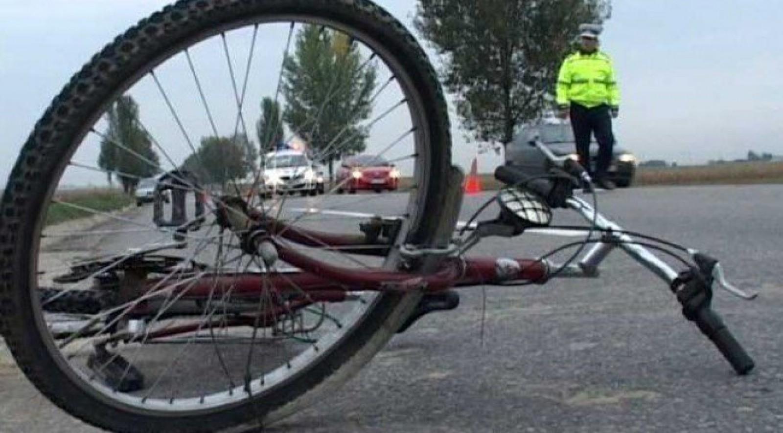 В Теленештском районе насмерть сбили велосипедиста