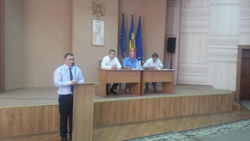 Председатель Яловенского района подал в отставку