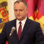 Додон в День независимости: Очень хочу, чтобы все граждане Молдовы гордились своей родиной! (ВИДЕО)