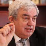 Георге Дука подал в отставку с поста главы Академии наук Молдовы