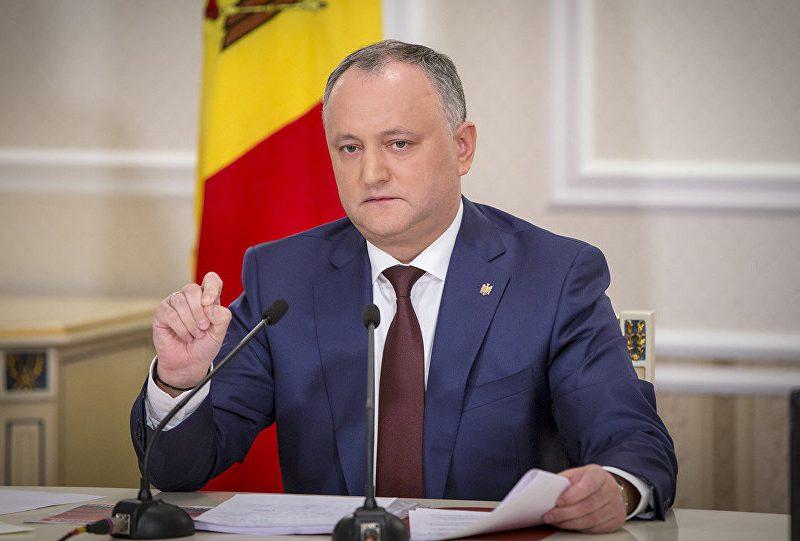 Додон рассказал, о чем будет говорить на встречах с Путиным и Красносельским (ВИДЕО)