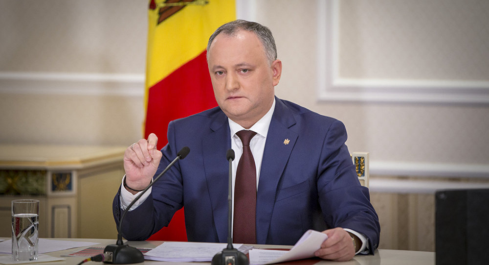 Додон рассказал о пяти вариантах проведения местных и парламентских выборов (ВИДЕО)