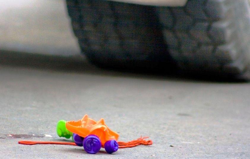 В Сорокском районе 7-летняя девочка была сбита автомобилем с подростком за рулем