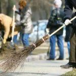 Нарушители в Молдове в 2017 году отработали более 300 тысяч часов общественных работ