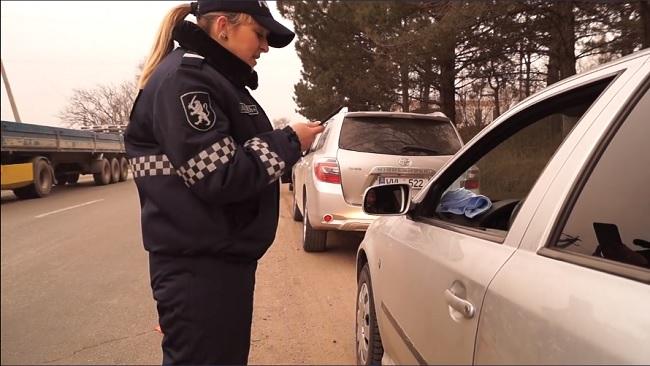 Уклонившихся от штрафа водителей патрульные будут санкционировать по новой (ВИДЕО)