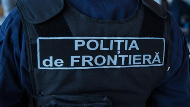 Пограничный полицейский был ранен на КПП из служебного оружия