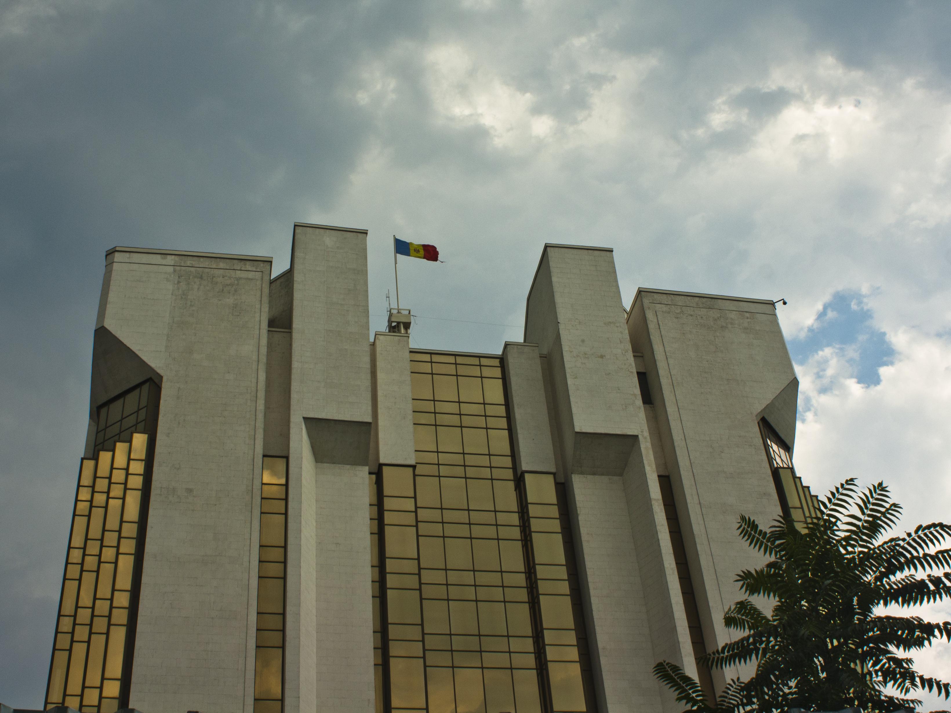 Ион Чебан о ремонте президентуры: Все работы будут строго контролироваться