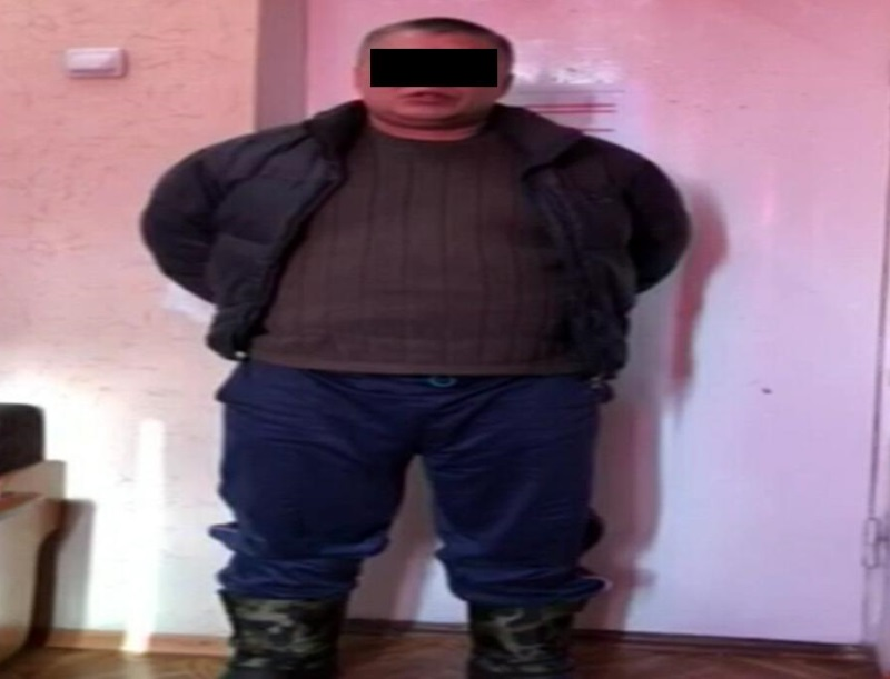 Полиции удалось задержать приговоренного к 10 годам тюрьмы жителя столицы (ВИДЕО)