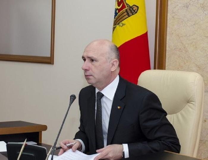 Парламент Молдовы объявил экс-правительство Филипа вне закона и констатировал узурпацию власти в стране