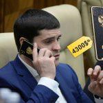 """""""Пророссийский"""" смартфон с чехлом Цуцу стоит более 4 тысяч долларов (ФОТО)"""