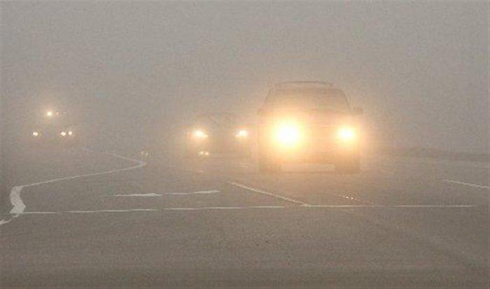 Внимание, водители! Движение усложнено из-за густого тумана