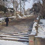 """На ремонт лестницы, ведущей к парку """"Валя Морилор"""", планируется выделить 925 тысяч евро (ФОТО)"""