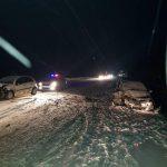 В серьезной аварии в Оргеевском районе пострадали четыре человека (ФОТО)