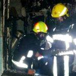 Обгоревшее тело 84-летней женщины было найдено в ее доме